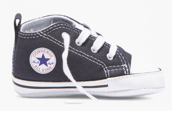 Converse First Star Crib Shoe · Converse CT Infant Shoe