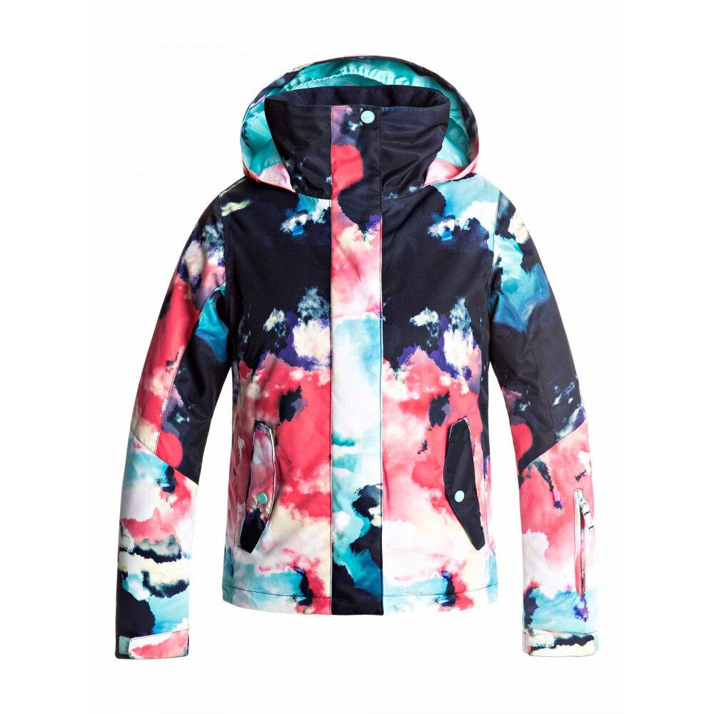 Roxy Jetty Girl Snow Jacket Girls Snow Wear Ski Jackets