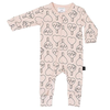 Huxbaby Heart Pop Zip Romper-baby-Rockies