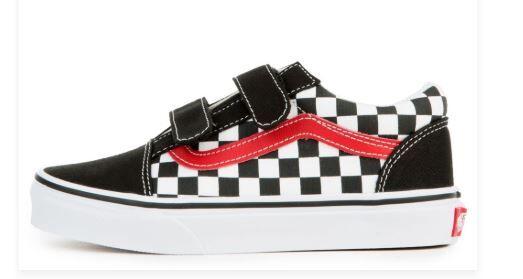 Vans Old Skool V Shoe Kids Footwear Sale|Kids Discount