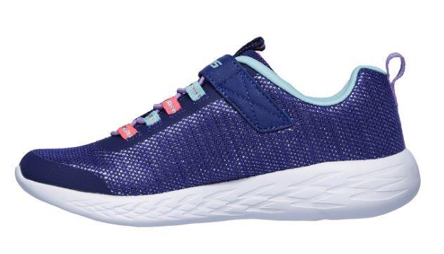 f11eb925775d Skechers Go Run 600 Sparkle Shoe - Kids Footwear NZ