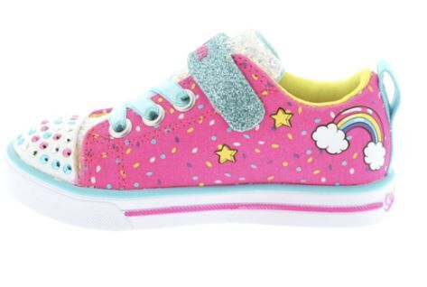 ae45cd07aef2 Skechers Sparkle Lite Unicorn Craze Shoe - Toddler - Skechers - Kids ...