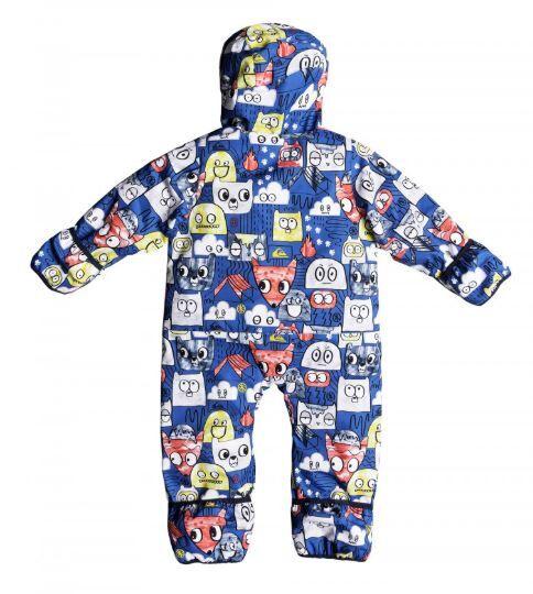126f2927a Quiksilver Little Rookie Snowsuit - Quiksilver - Quiksilver Kids ...