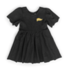 Pop Factory Waffle Dress -girls-Rockies