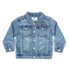 Pop Factory Feels Denim Jacket -girls-Rockies