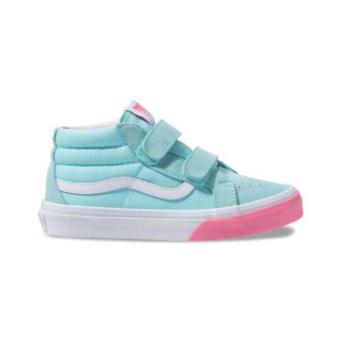 570831458f Vans SK8-Mid Reissue V Colour Block Shoe - Vans - Vans Kids