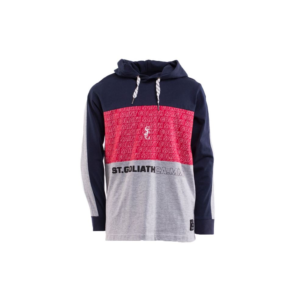 St Goliath Youth Jad Hooded Tee