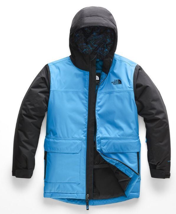 cf08d37c4 The North Face Freedom Insulated Snow Jacket - Boys Snow Wear|Ski ...