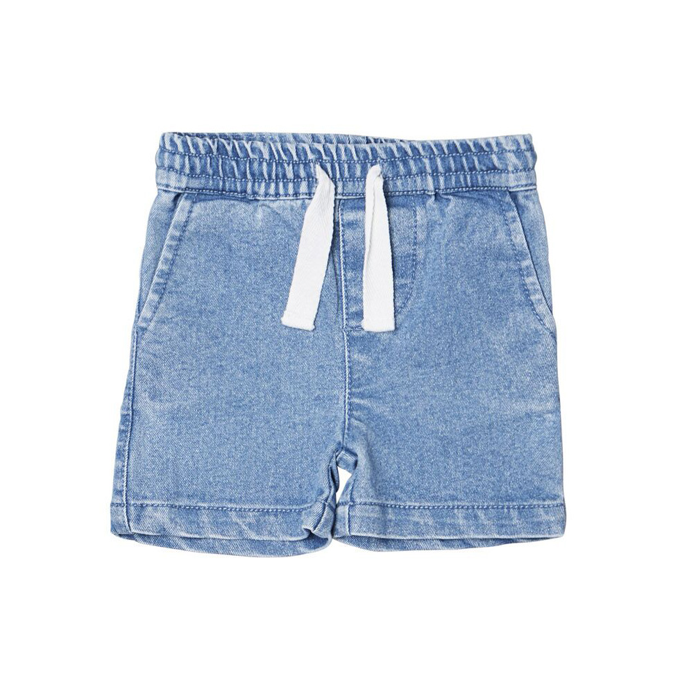 Huxbaby Denim Relaxed Short