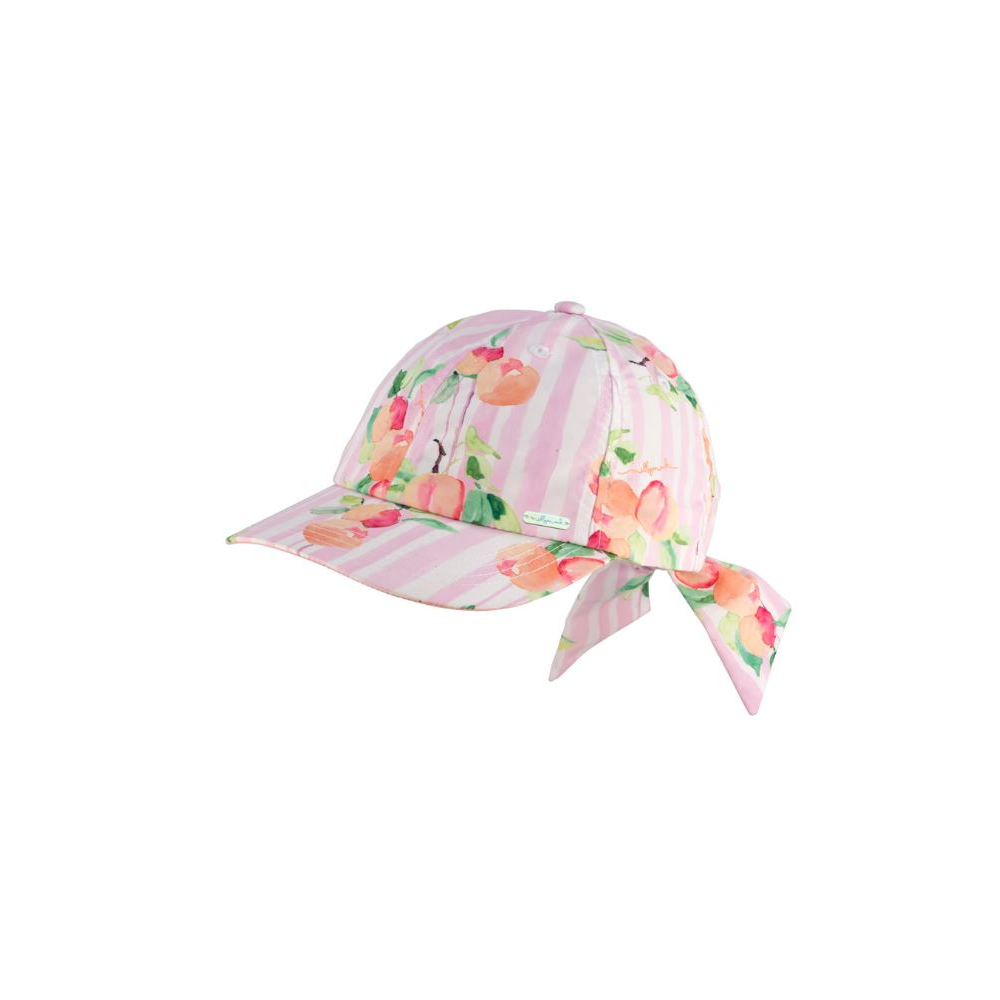 Millymook Peachy Bow Cap