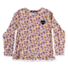 Hello Stranger Winter Floral Dolly Tee-girls-Rockies