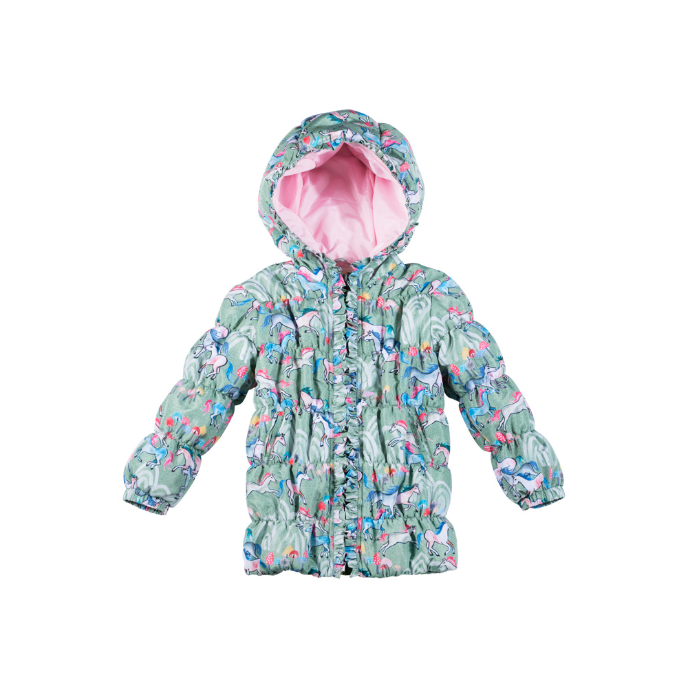 Paper Wings Puffer Jacket
