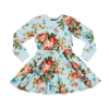 Rock Your Kid French Floral Waisted Dress-brands-Rockies