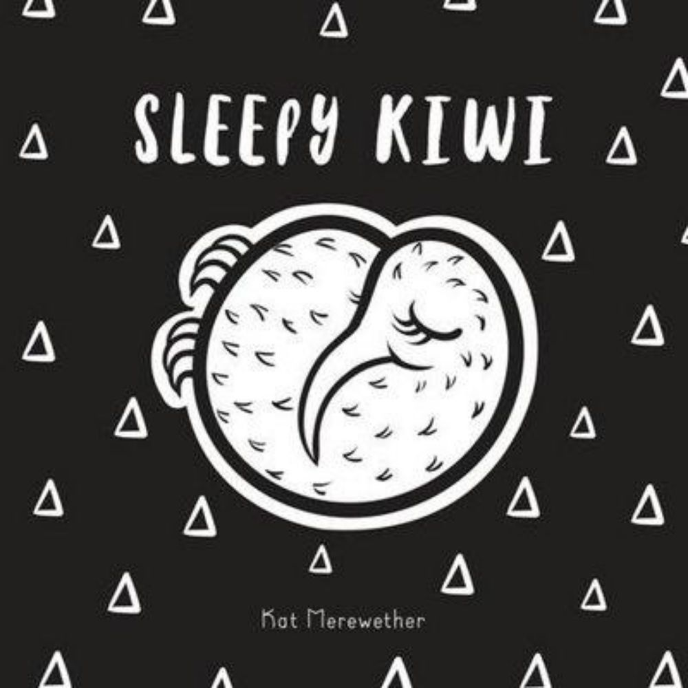 Sleepy Kiwi Board Book