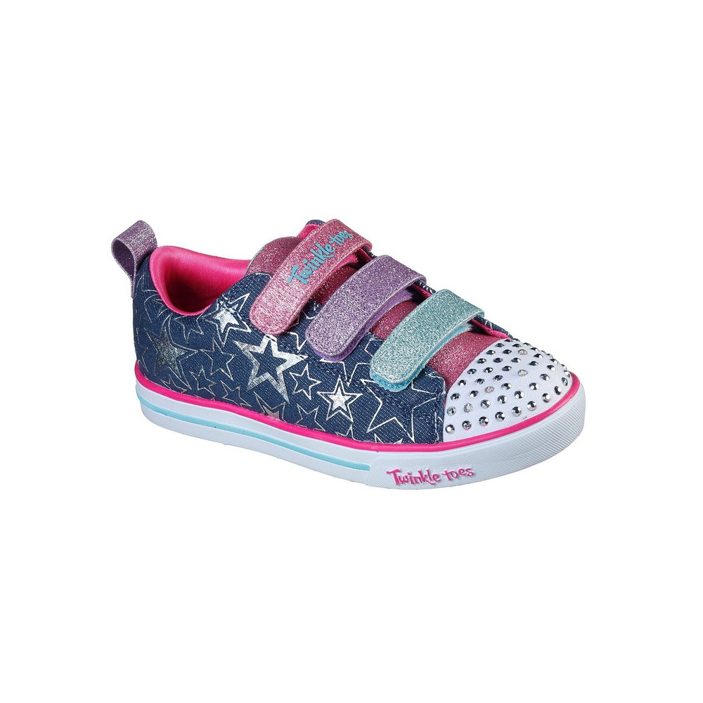 Skechers Sparkle Lite Stars The Limit Shoe