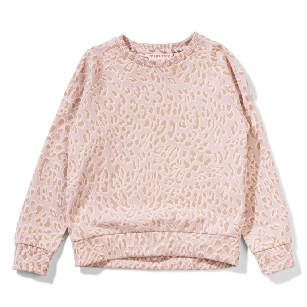 Missie Munster Eadie Fleece Crew